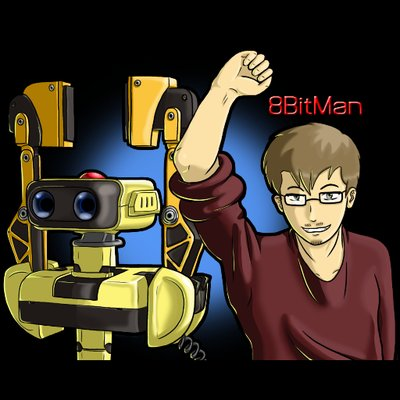 8BitMan Smash 4