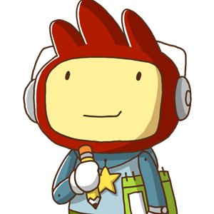 Maxwell from Scribblenauts should be in Smash! Smash 4