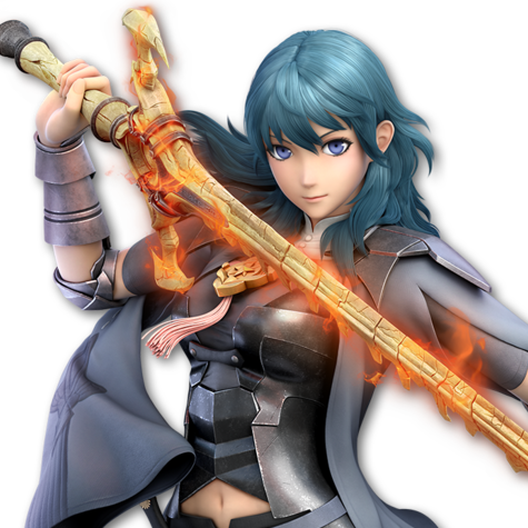 Byleth Smash 4