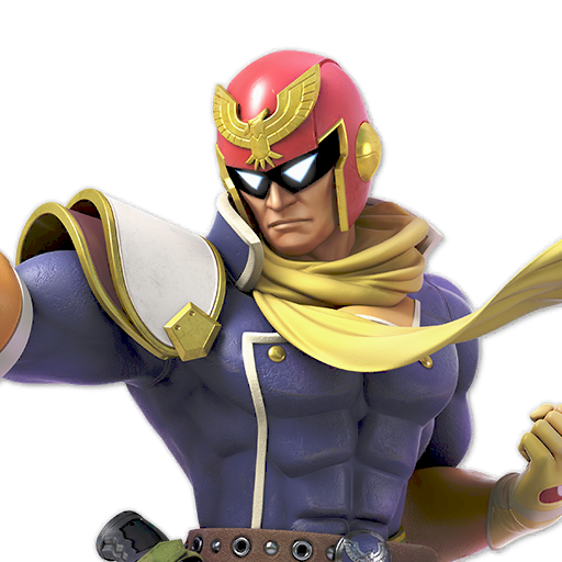 Captain Falcon Smash 4