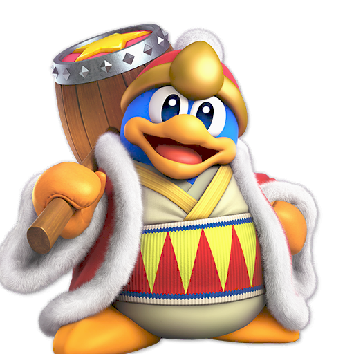 King Dedede Smash 4