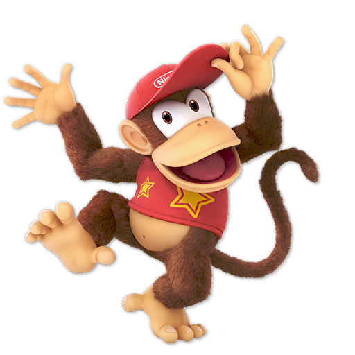 Diddy Kong Smash 4