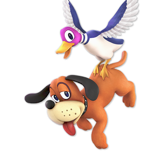 Duck Hunt Smash 4