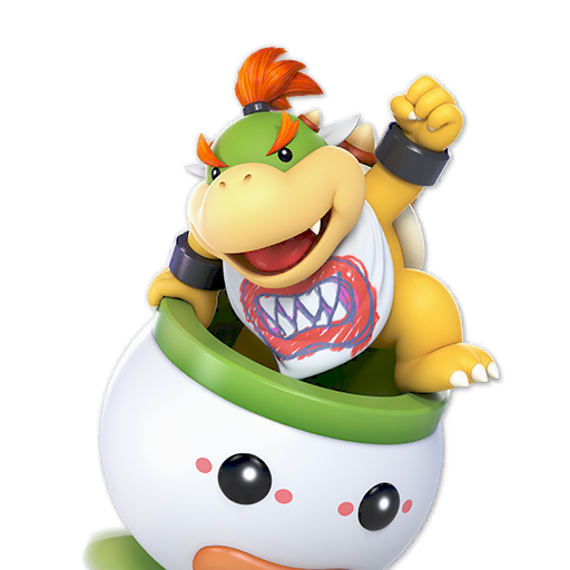 Bowser Jr. Smash 4
