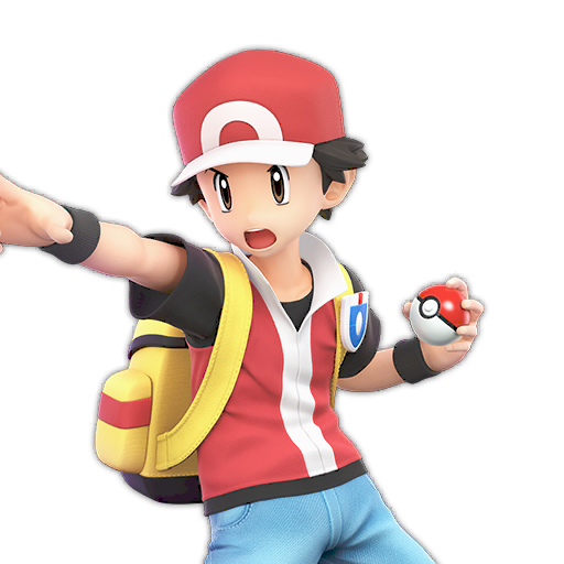 Pokemon Trainer Smash 4