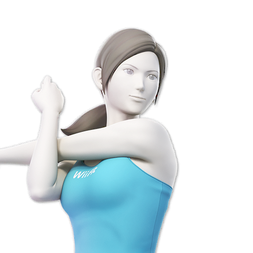 Wii Fit Trainer Smash 4